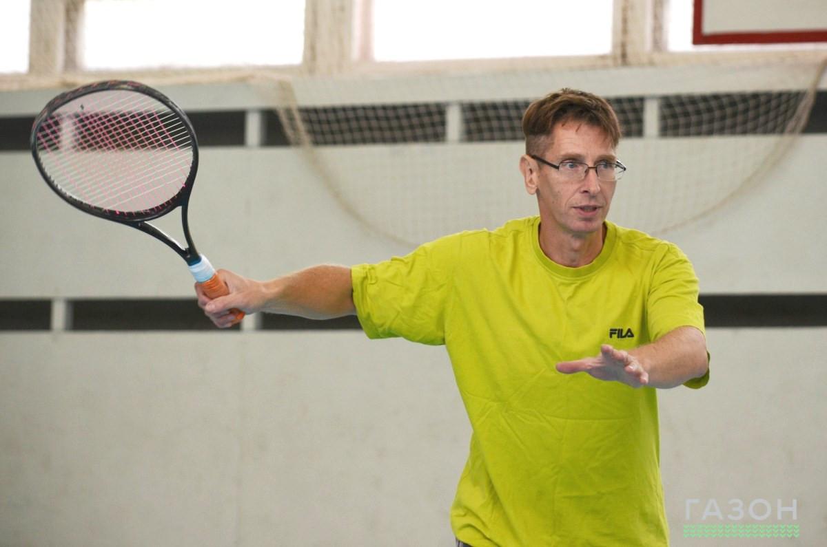 Дмитрий Метелица: «Теннис обнажает чувства»