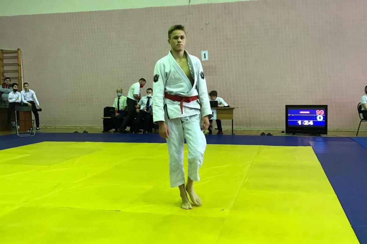 Студент НовГУ стал вице-чемпионом России по джиу-джитсу