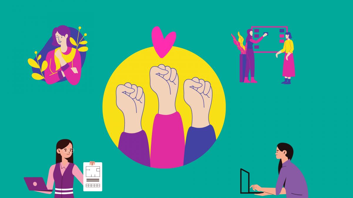 5 студенток о профессиях, целях, счастье и 8 Марта