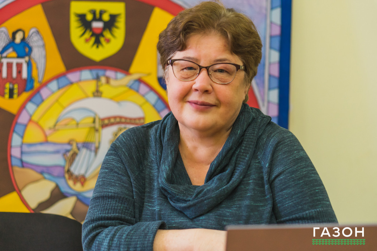Марина Бессуднова