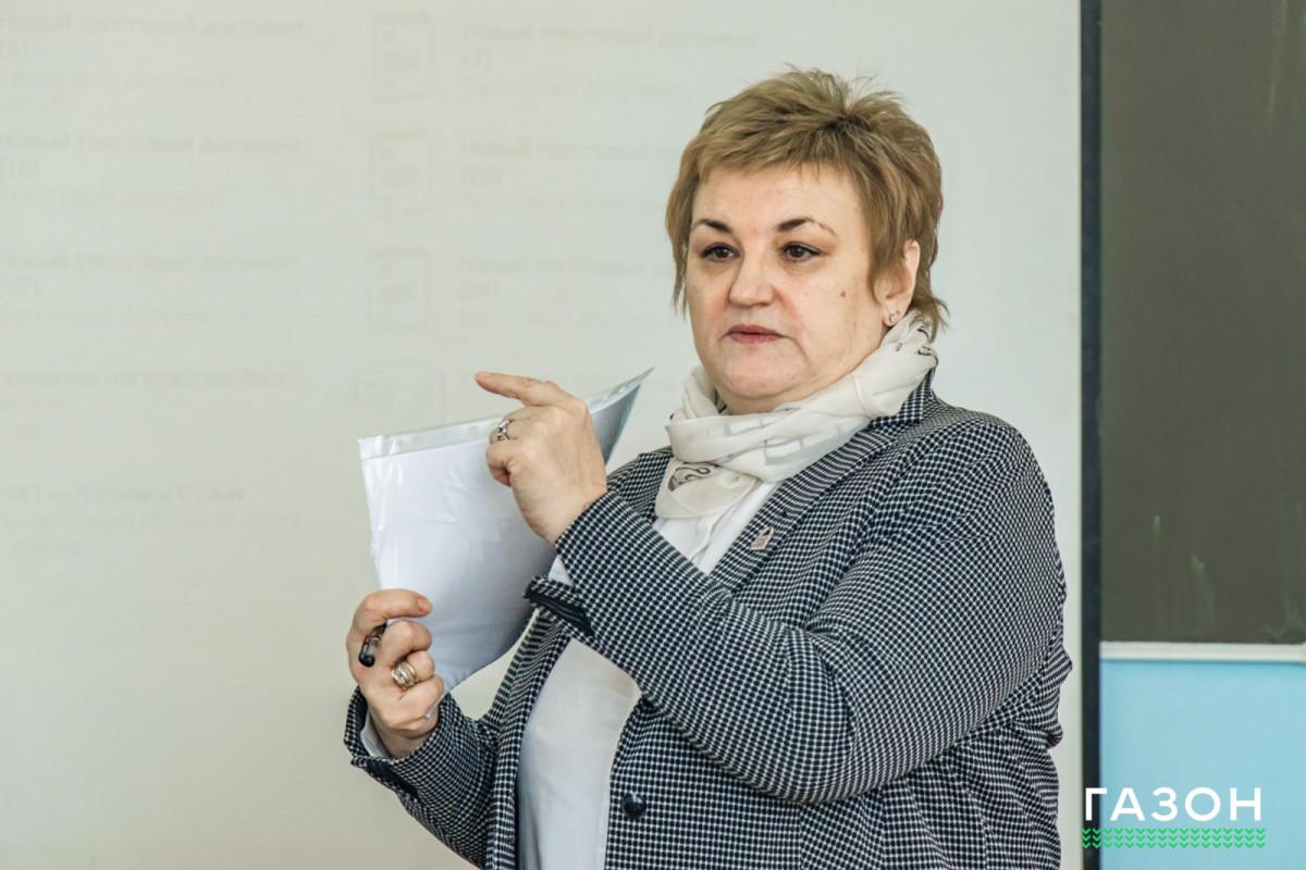 Валентина Грохотова