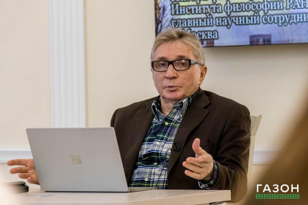 Исследователь философии: «Советский строй в силу исторических причин мог сложиться только в России»