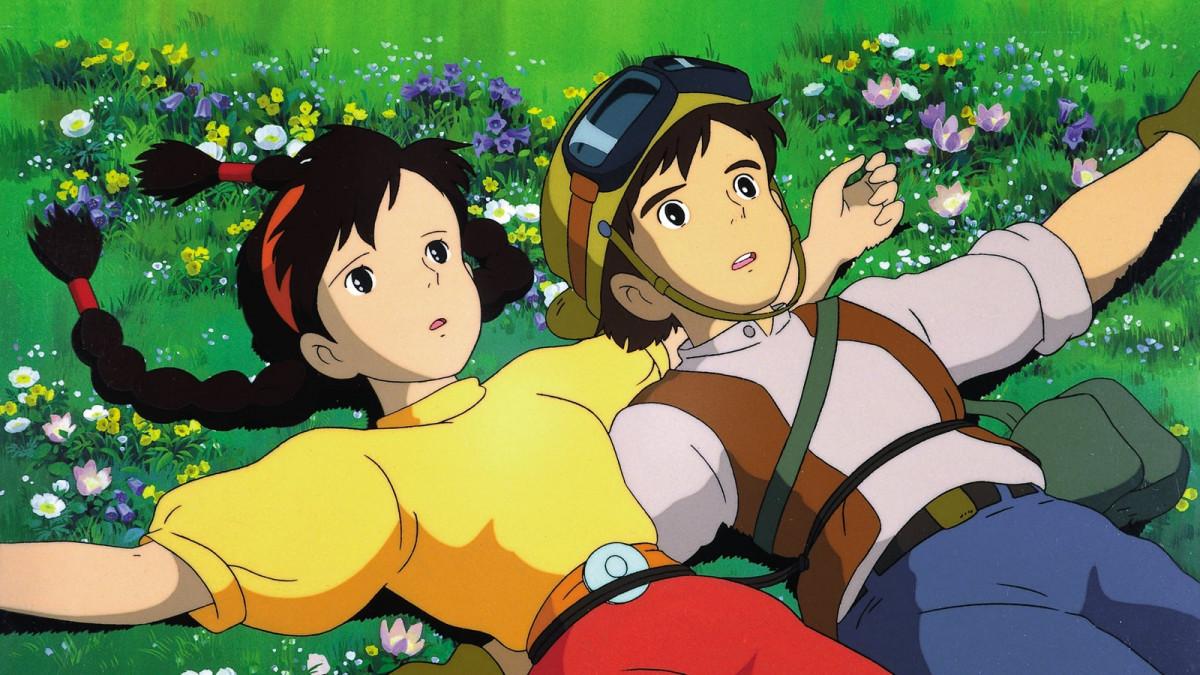 Пять полнометражных аниме-фильмов для лета
