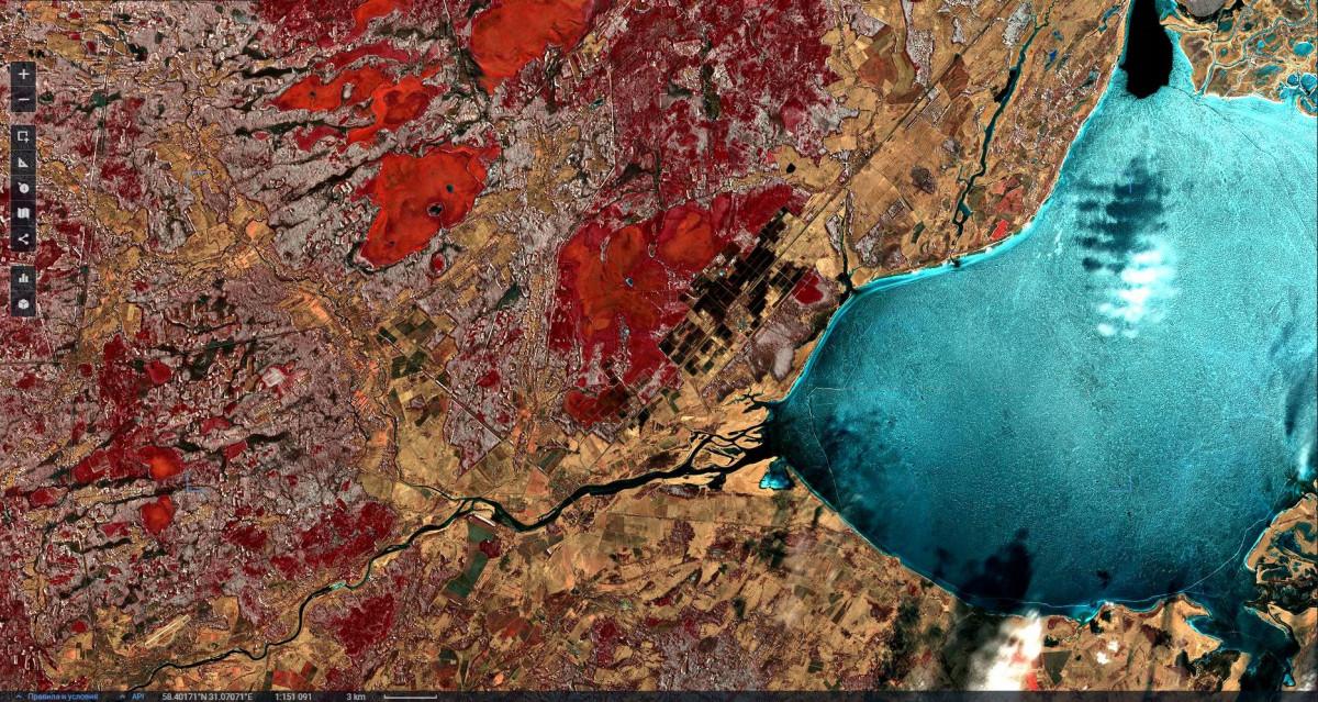 Геоданные на страже природы: учёные НовГУ с дронов и спутников исследуют регион