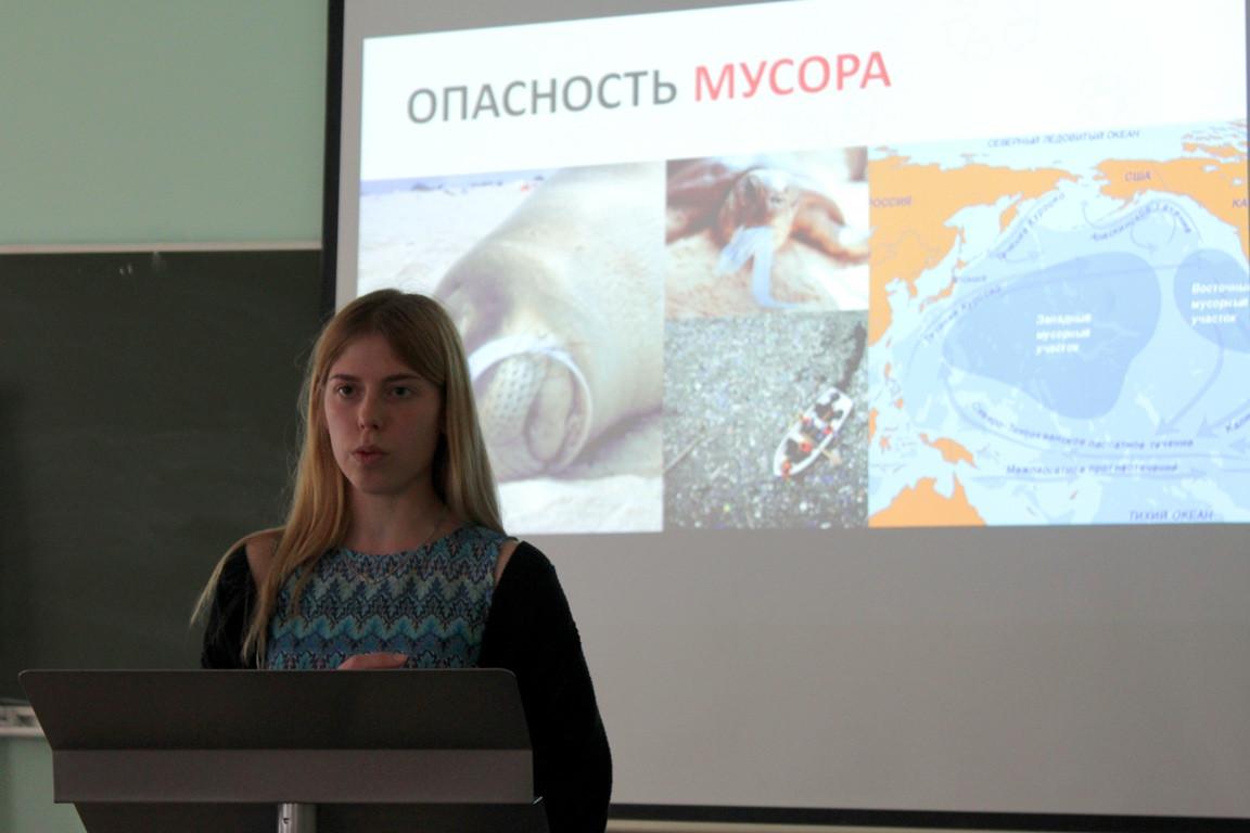 В Новгородском университете появились точки для раздельного сбора металла, пластика, бумаги и батареек