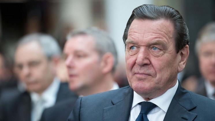 ГерхардШрёдер: «Партнёрство вузов приобретает особое значение в политически нестабильные времена»