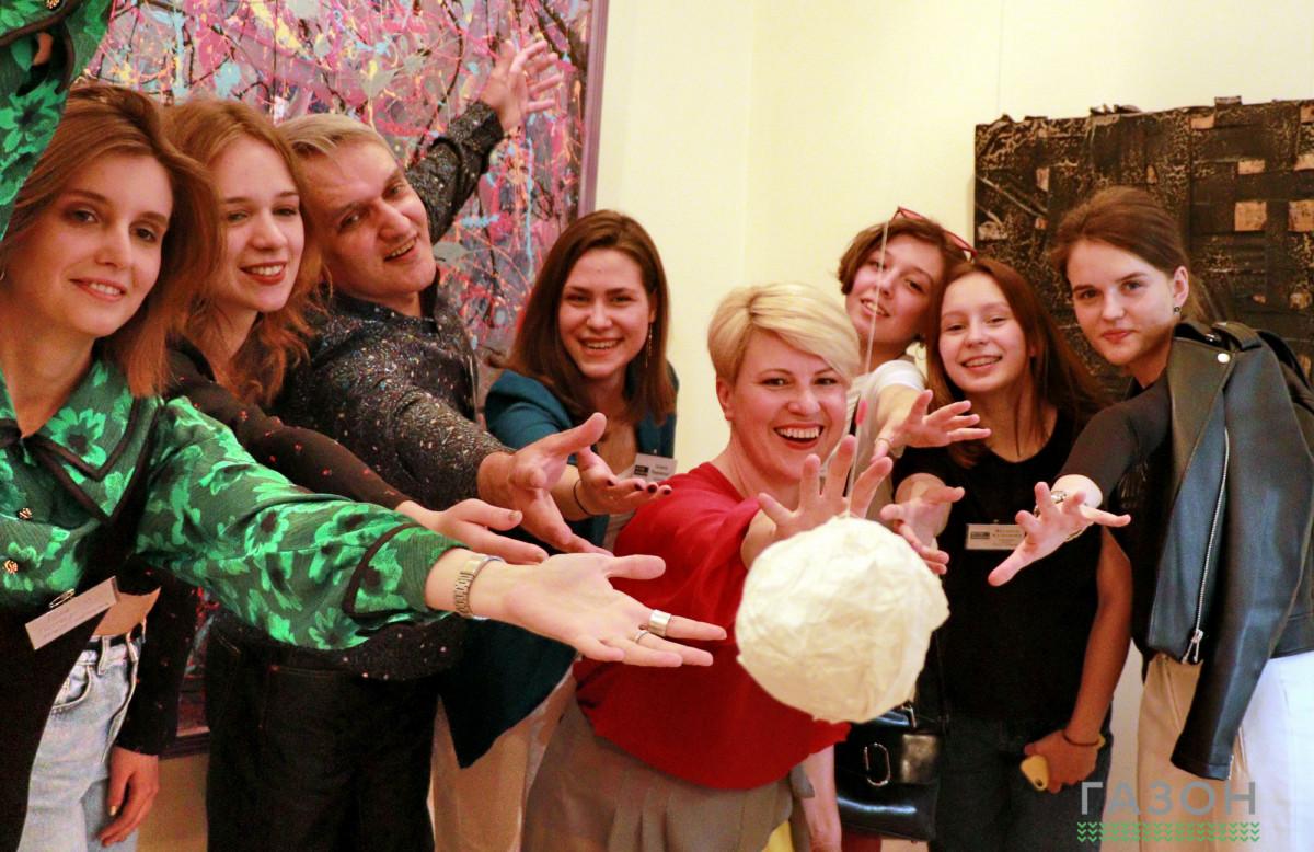 Ты никто или некто? Что тревожит молодых новгородских художников