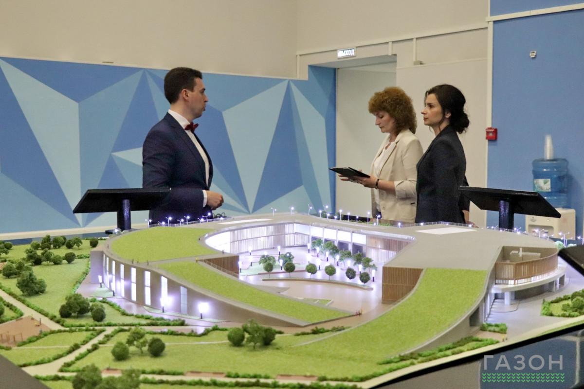 В Великом Новгороде презентовали уникальный для России научно-образовательный проект