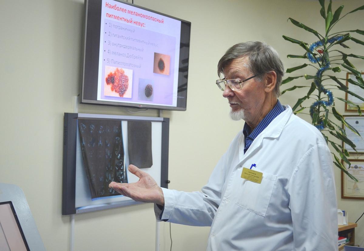 Профессор Черенков об онкологии: Что важно знать