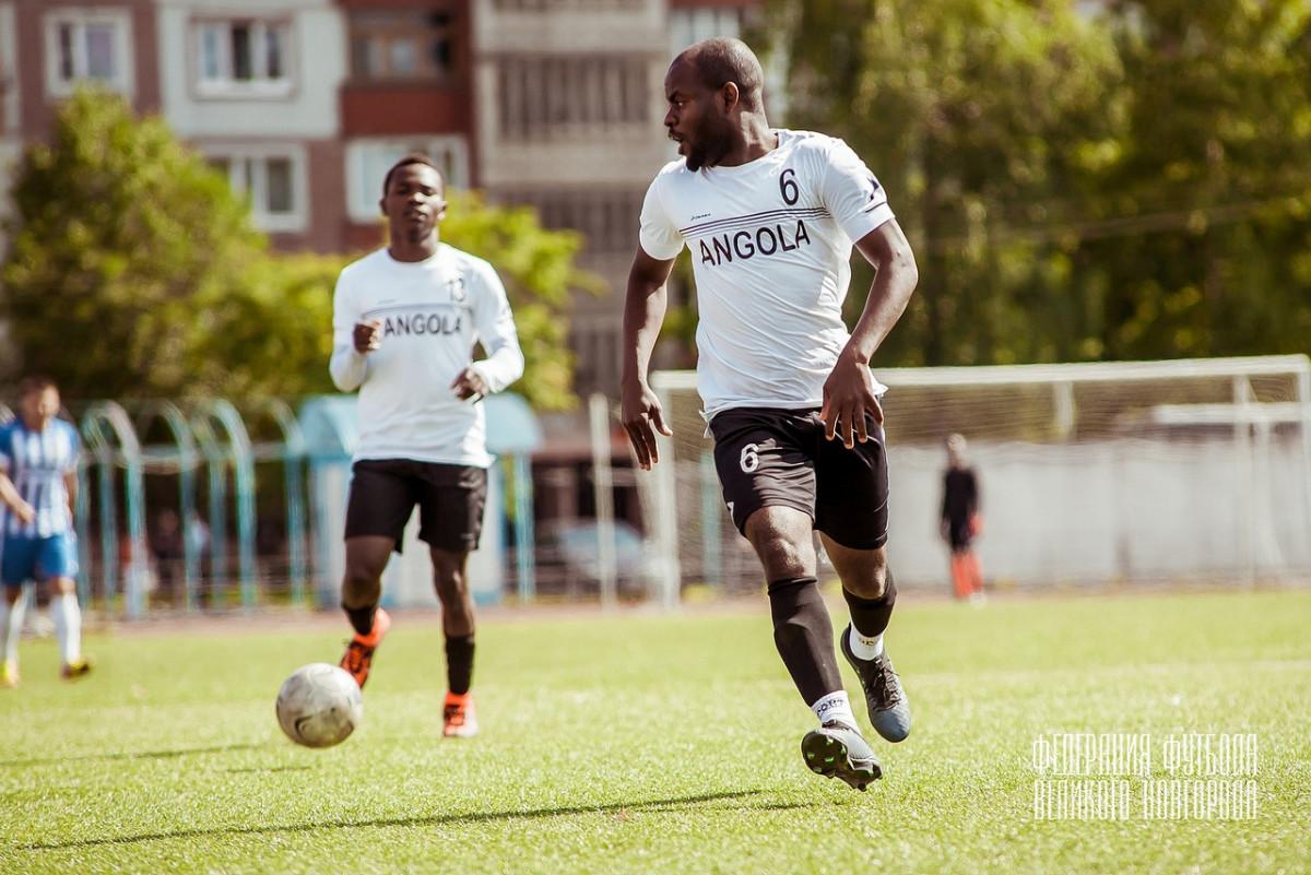 Африканские страсти новгородского футбола