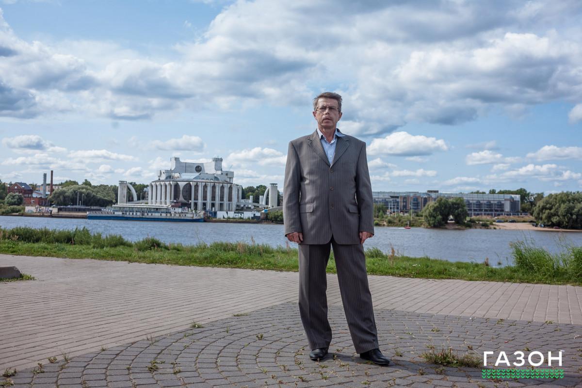 Город и студент: Сергей Карбашов