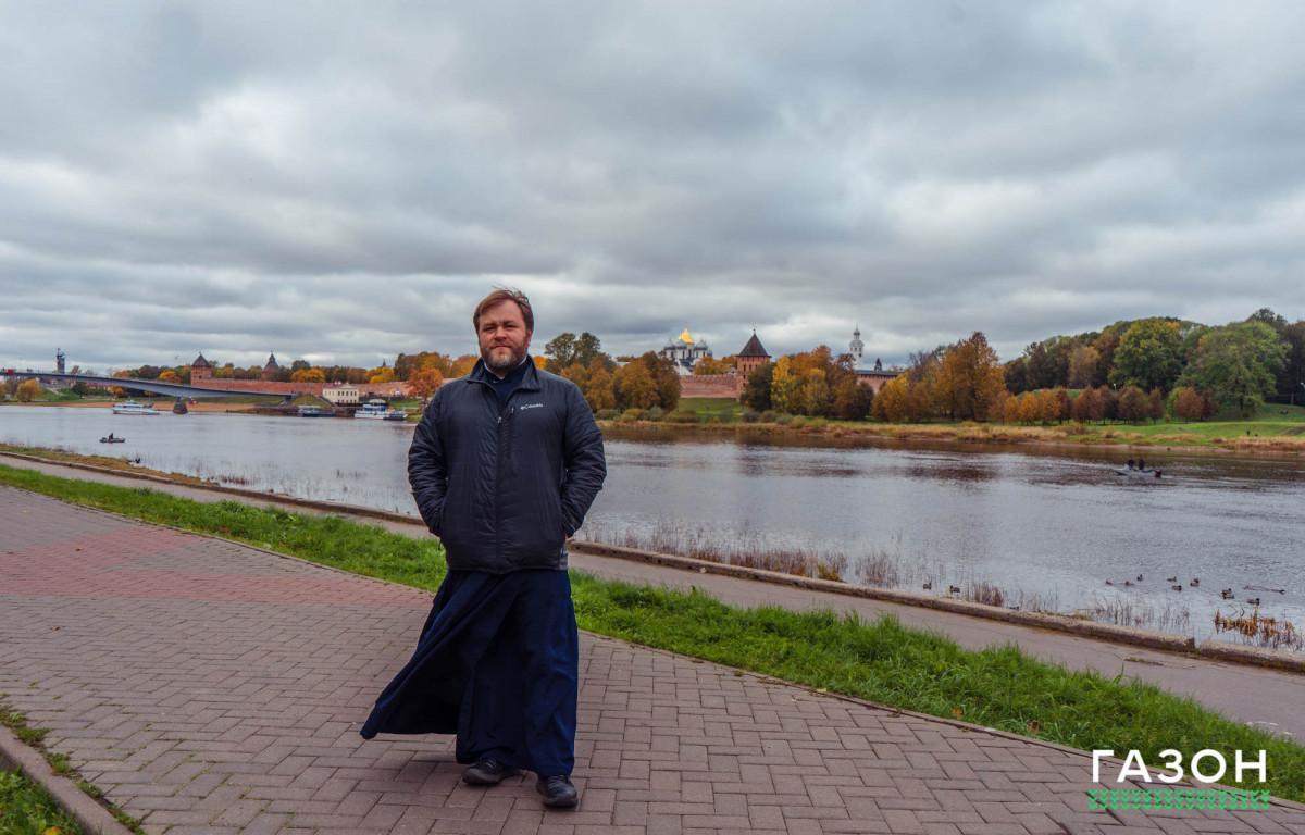 Город и студент: Сергей Золотарёв