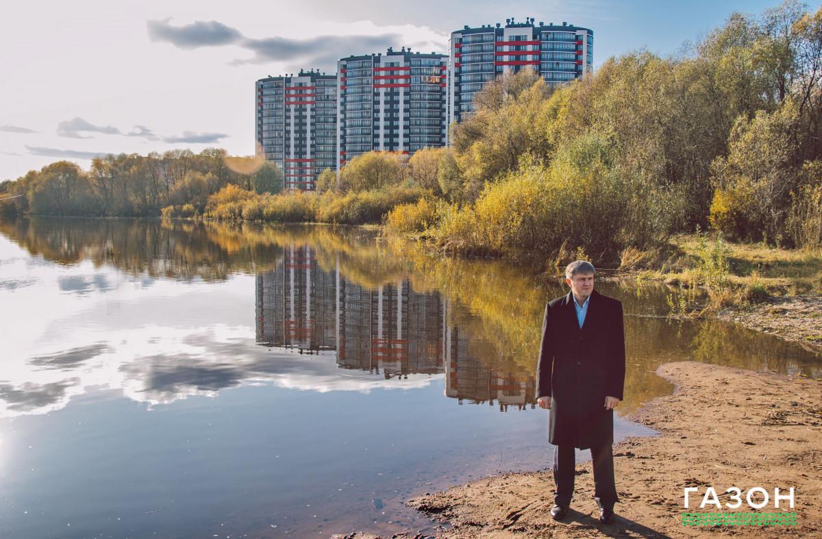 Город и студент: Константин Краснощеков