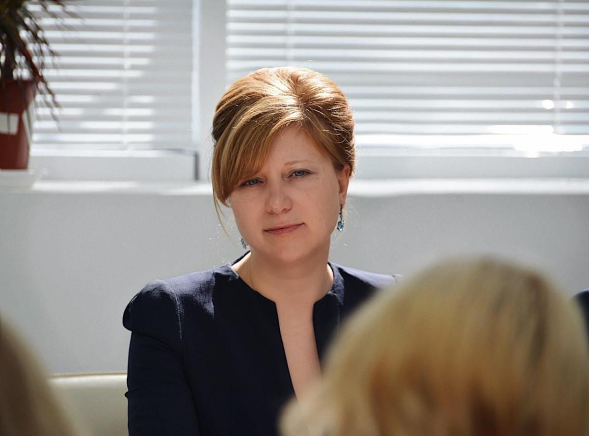 Евгения Серебрякова: «Новгородская область должна стать центром подготовки рабочих специальностей в России»