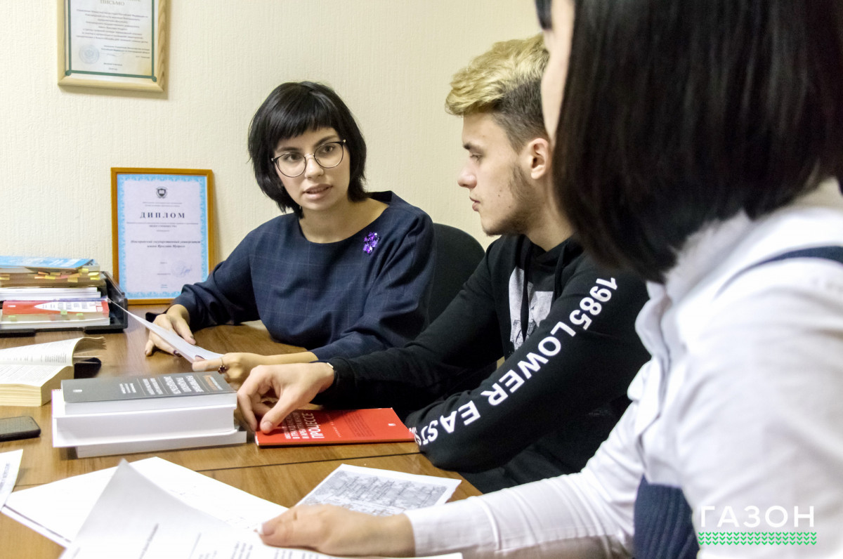 Профессиональный диагноз: Юридическая клиника НовГУ готовит экспертов и обучает праву новгородцев