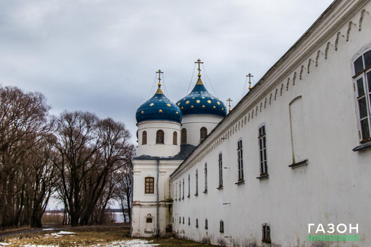 Новгородский учёный предположил, где находятся останки надвратного храма Юрьева монастыря