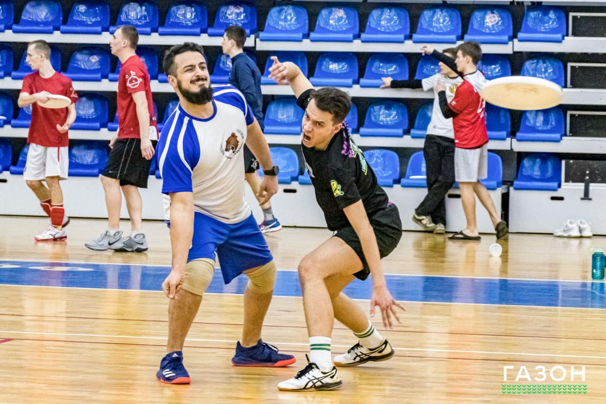 Действующие чемпионы Европы выиграли международный турнир по алтимату в НовГУ
