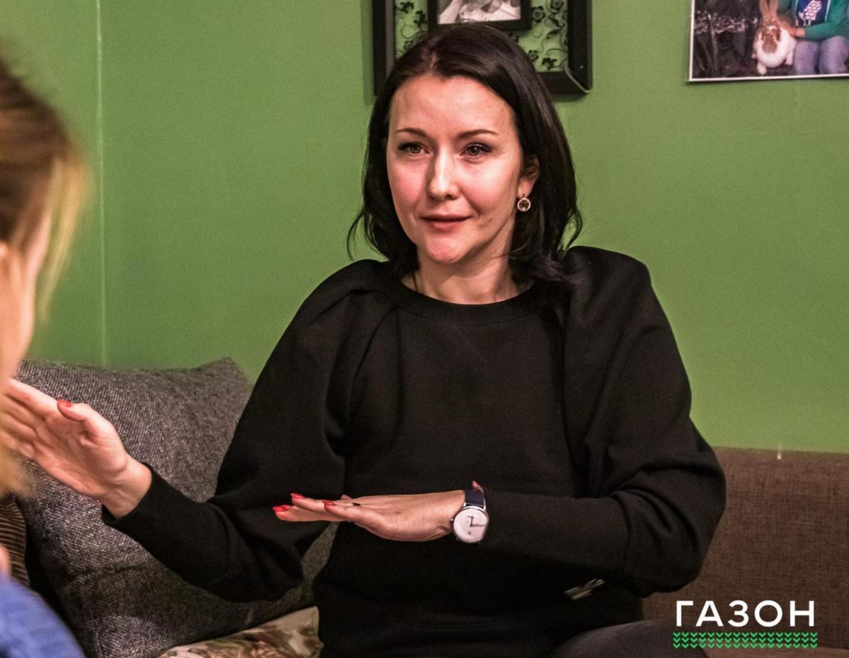 Марина Куцеволова