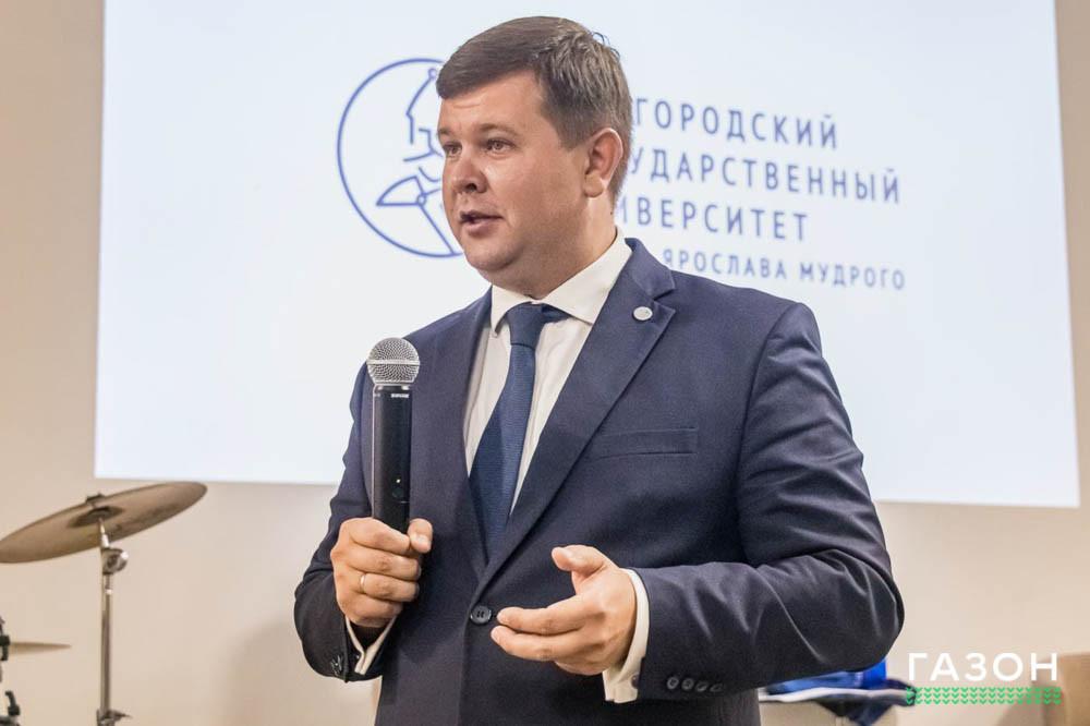 Юрий Боровиков поделился с первокурсниками мечтой построить обособленный студенческий городок